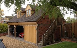 Oak Garages Shropshire